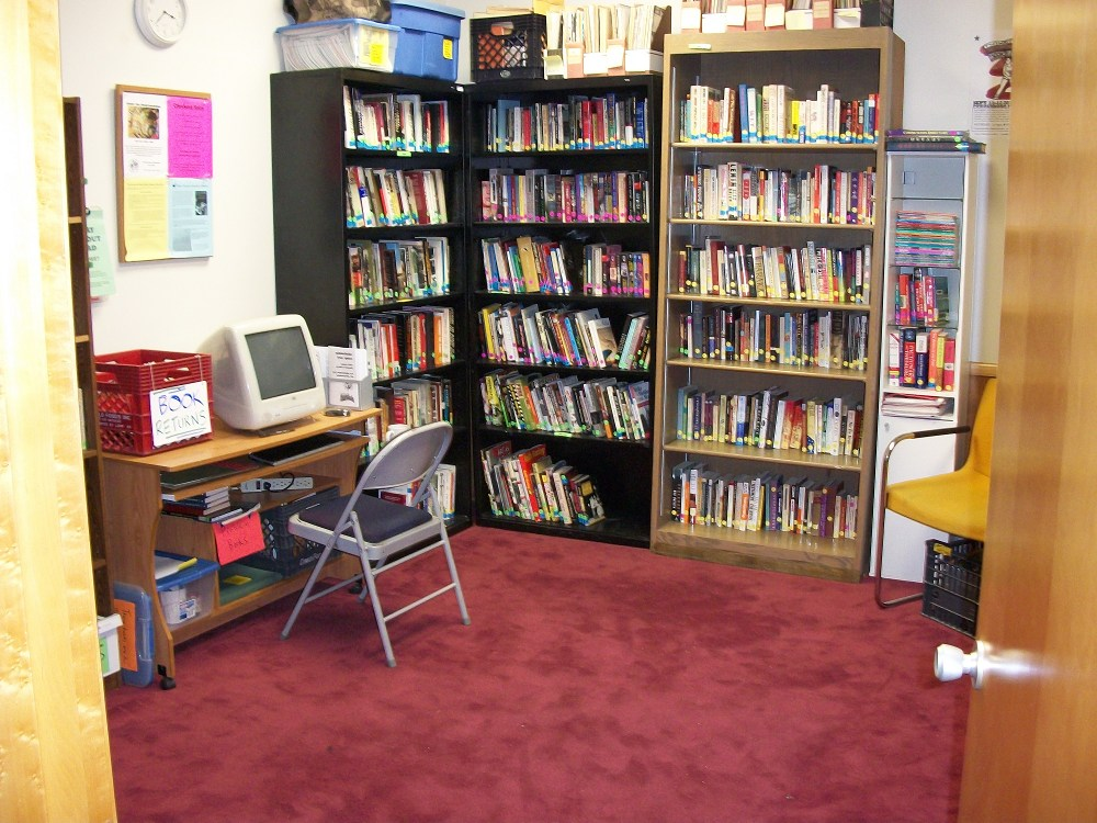 3747 Library Room Minnehaha Free Space