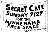 MARS Secret Cafe! September 29
