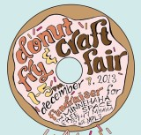 'Donut' miss our craft fair on 12/7!